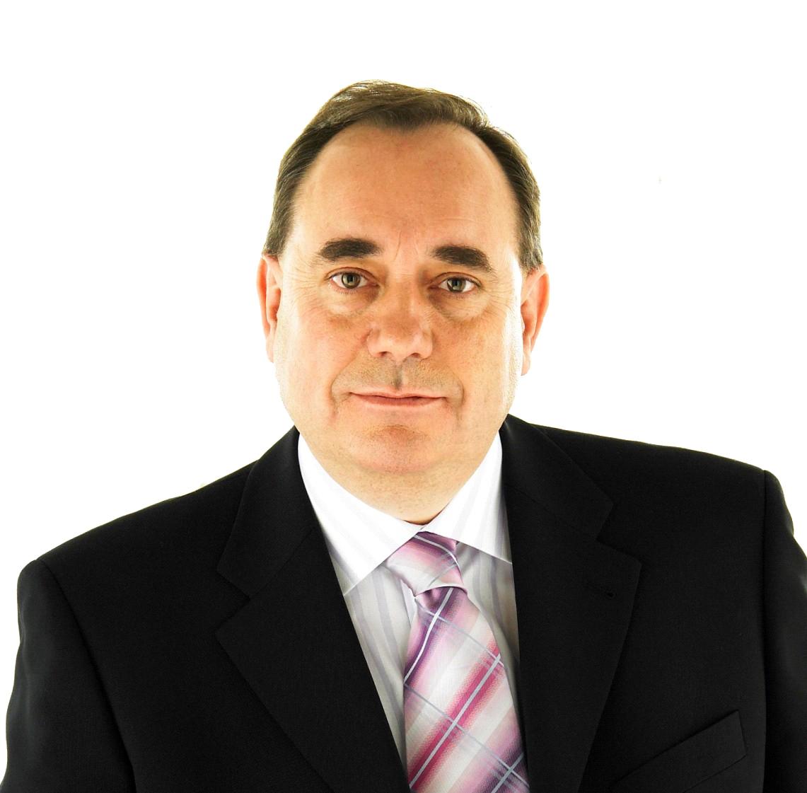 MSP Alex Salmond
