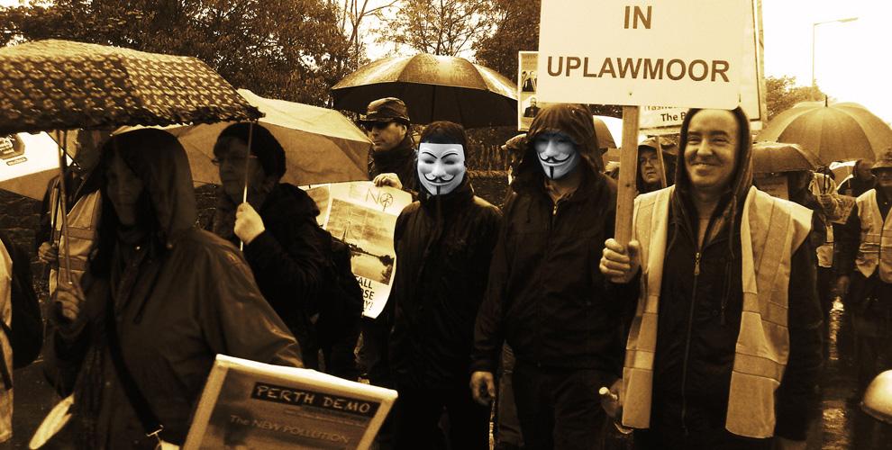 Perth Protest – 2013