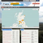 Wind turbines Windmapped….