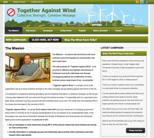 Together Against Wind