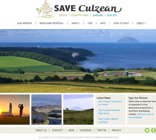 Save Culzean